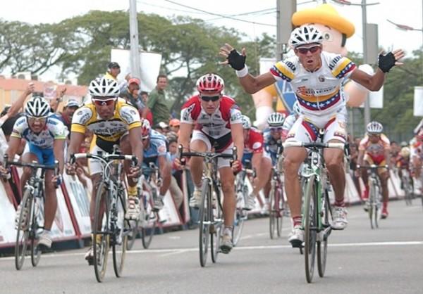Ciclistas Venezolanos correran la Vuelta a  Chihuahua