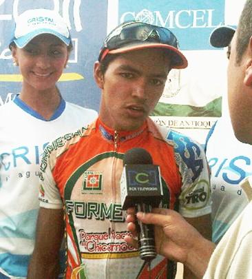 Clasico RCN Alejandro Serna (Essa Indersantander Panachi Formesan) gano  en Ibagué y Henao sigue Lider