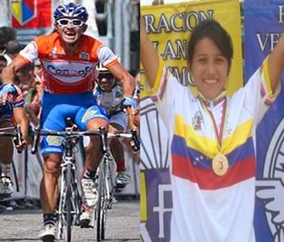 Dos pedalistas Tachirenses en los Juegos Panamericanos