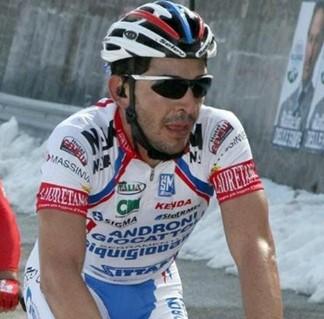 Colombiano Jose Serpa correra con  el Androni Giancattoli el 94° Giro Dell 'EMILIA GRANAROLO