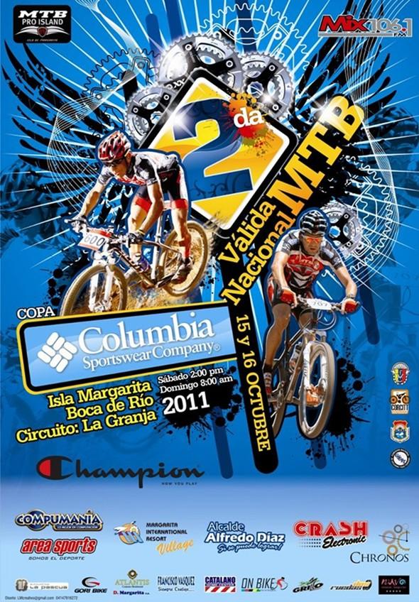 Todo listo para la II Valida Nacional de Ciclismo todo terreno Margarita 2011