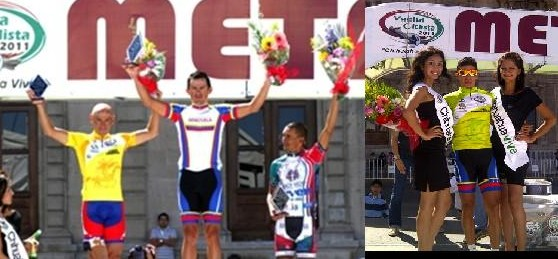 Venezolano Arthur Garcia gana la 1ra Etapa de la Vuelta a Chihuahua 2011