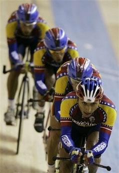 Ciclismo verá acción en  en primer día de los Panamericanos