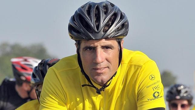 Miguel Indurain «El ciclismo volverá a ir para arriba»