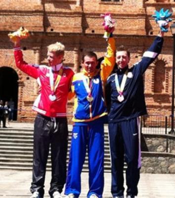 Colombiano Leonardo Páez ganó medalla de oro en el ciclismo de montaña Panamericano