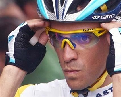 Contador dice que no está en sus planes correr el Giro