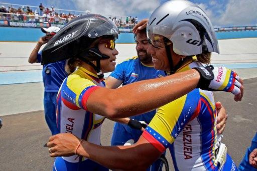 Hoy Comienza ciclismo de pista en Panamericanos Guadalajara-2011