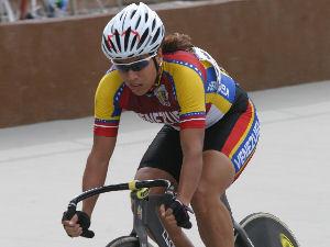 Venezuela  Colombia y  Chile  a finales en ciclismo de pista en Guadalajara