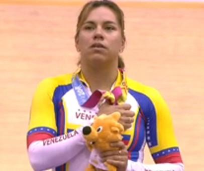 Ciclismo de pista termina con venezolanos Canelón y Larreal como figuras