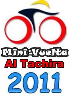 Los Dias 4,5 y 6 de Noviembre se correra la Mini Vuelta Ciclista al Tachira