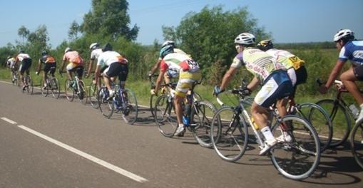 Continuan las validas de Ciclismo en Caicara Estado Monagas