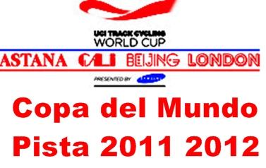 Astana (Kazajstán) y Londres (Gran Bretaña) son las dos grandes novedades de la Copa del Mundo de pista 2011-12