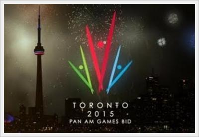 Panamericanos de Toronto 2015 reunirá a 10 mil atletas