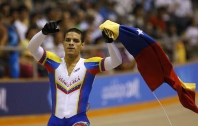 Hersony Canelón, veteranos colombianos y el 1-2-3 cubano brillaron en ciclismo Panamericano