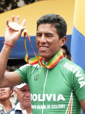 """Oscar Soliz el gran ausente en la """"Vuelta a Bolivia"""""""