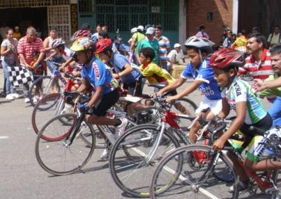 La Minivuelta  al Táchira  en bicicleta 2011 arranca este Viernes en Rubio con 200 ruteros