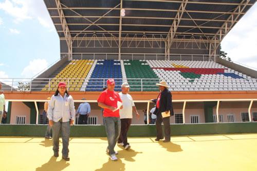 Casi listo para su inauguración velódromo de Ciudad Bolívar