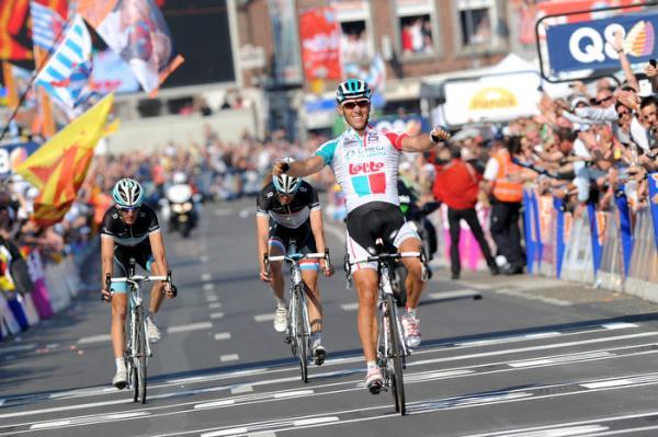 En el Ciclismo los gregarios corren para no ganar por eso nunca agarran puntos UCI