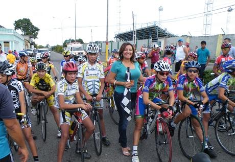 Escuelas de Barinas dominan Mini Vuelta al Tachira
