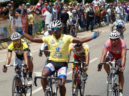 Gil Cordovez se adueño de Bachaquero en la 4ta etapa de la Vuelta al Zulia