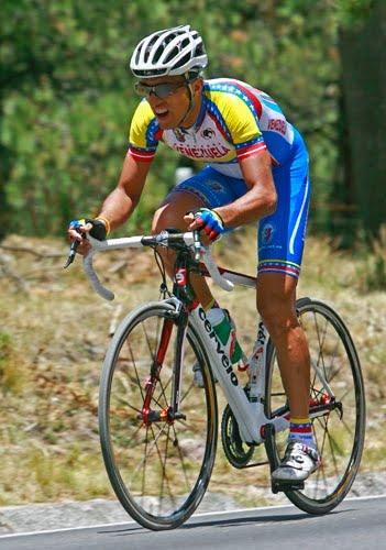 Selección Venezuela de Ciclismo asistirá a Vuelta a Chiapas