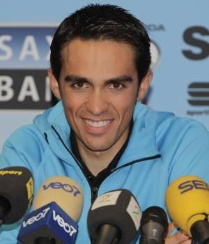 Contador participará en el Tour de San Luis