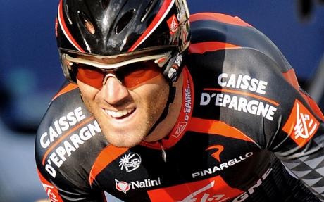 Valverde vuelve al ciclismo con el Movistar 2012