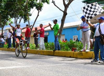 Vuelta Juvenil a Anzoategui Luis Gómez arrasó en Cantaura