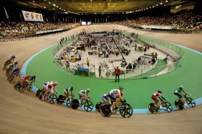 317 Ciclistas de 47 Federaciones y 15 Equipos Profesionales estaran en la Copa Mundo Pista Cali 2011