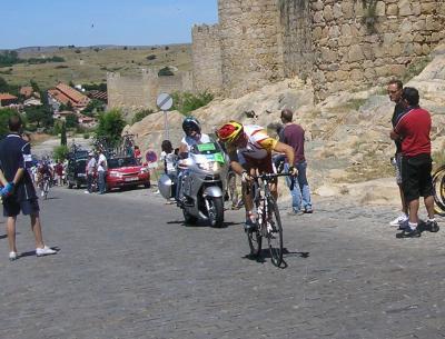 Sergi Escobar gana la 2ª etapa de la Vuelta a Chiapas y es el nuevo líder