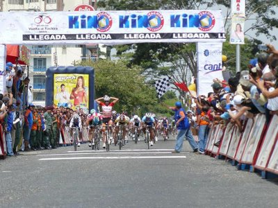 La UCI da el visto bueno a la Vuelta al Táchira  2012