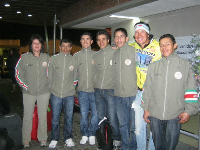 Casas campeón de Chiapas al regreso a Bogota Ahora mi reto es Costa Rica