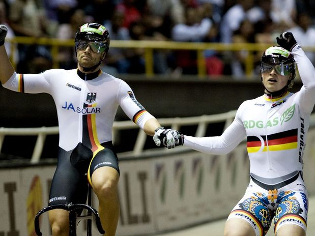 Chilenos no cumplen buena actuación en Mundial de Ciclismo