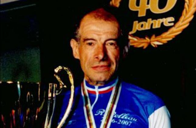 Francia persigue a un ciclista dopado ¡de 67 años!