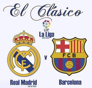 Link en vivo para ver el partido de la Liga Española Real Madrid v/s Barcelona
