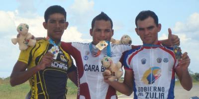 Randal Figueroa gana el ciclismo de ruta de los Juegos Nacionales