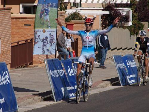 Egoitz Murgoitio se proclama vencedor de la Copa de España de ciclocross