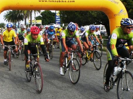 Ciclistas Mexicanos comienzan a ganar ventaja en proceso de selectivo de olimpiada Nacional 2012