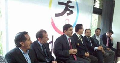 Concentrada en Bogotá la plantilla ciclística de los equipos Continental Profesional y Continental Colombia-Coldeportes.