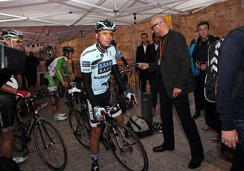 Contador participará en la Challenge Mallorca del 5al6 de Enero de 2012