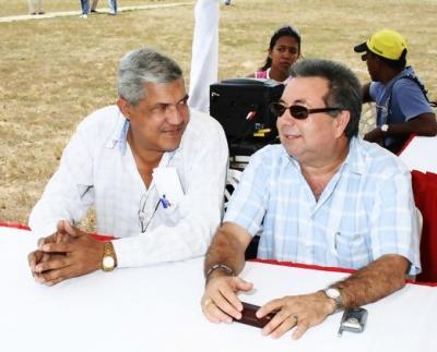 """Artemio Leonett Dirigente del Año 2011 """"Es un compromiso para seguir trabajando"""""""