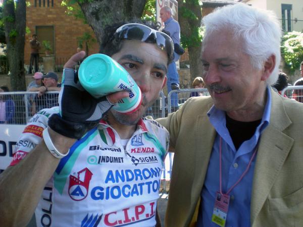 El Comité Olímpico Italiano (CONI) Solicita 4 años de suspension para Gianni Savio Androni Giocattoli