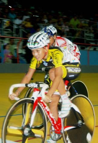 Ciclista Tachirense Lilibeth Chacón gana su 5ta Medalla de Oro enlos Juegos Nacionales
