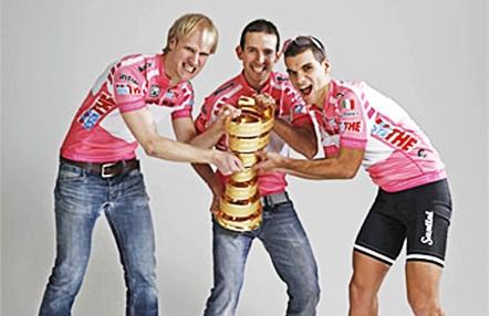 Aficionado español será la imagen del Giro 2012
