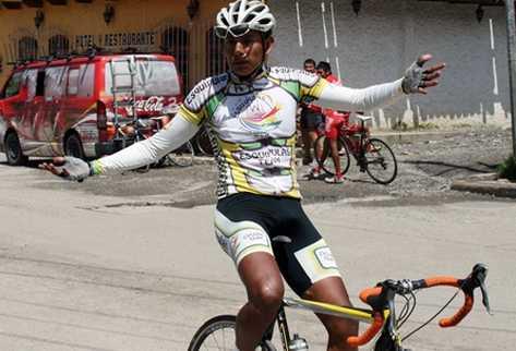 Guatemalteco Alder Torres gana cuarta etapa de la Vuelta a Costa Rica