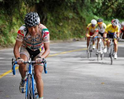 Colombianos Montaña y Camargo siguen el top 3 de la  Vuelta a Costa Rica