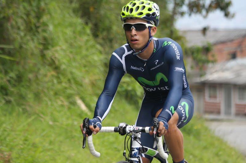 Costarricense del Movistar Gregory Brenes gana quinta etapa de la Vuelta a Costa Rica y es el nuevo líder