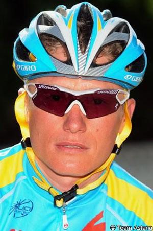 Ciclista kazajo Vinokourov participará en Tour de Langkawi