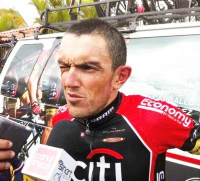 José Adrián Bonilla (Citi-Economy) Gana la 7ma Etapa de la Vuelta a Costa Rica y Juan Carlos Rojas recupera el Liderato