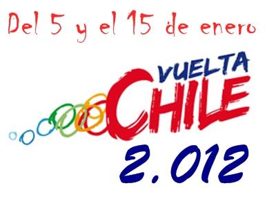 Vuelta Ciclista a Chile con 20 equipos